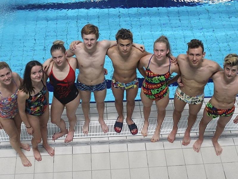 MUKS Olimpiczyk z rekordem Polski