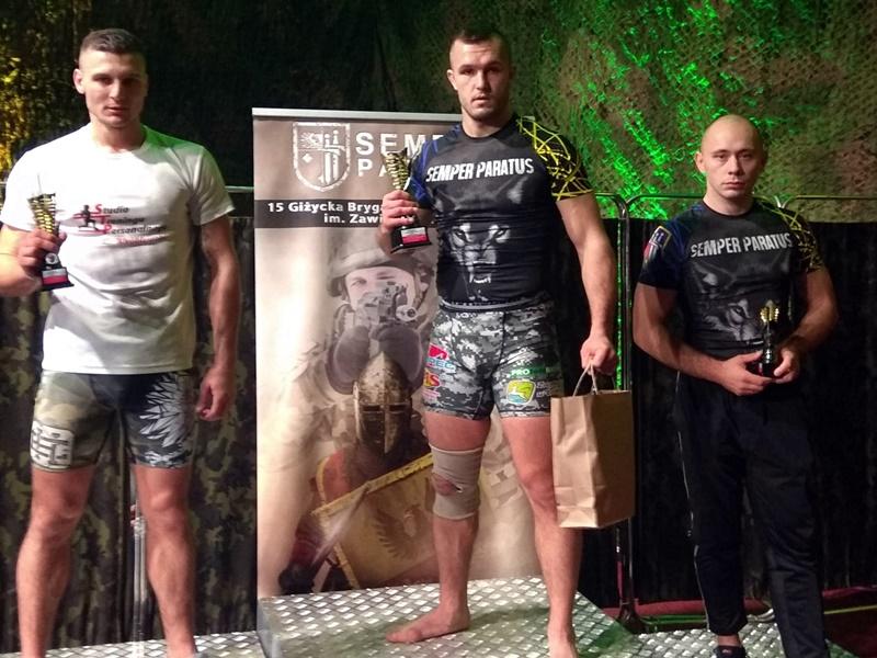 Dobry wynik MMA Team Ełk