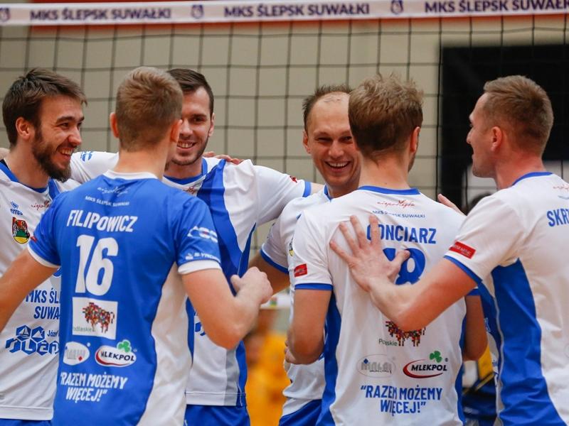 Puchar Polski: KPS Siedlce – MKS Ślepsk Suwałki 0:3