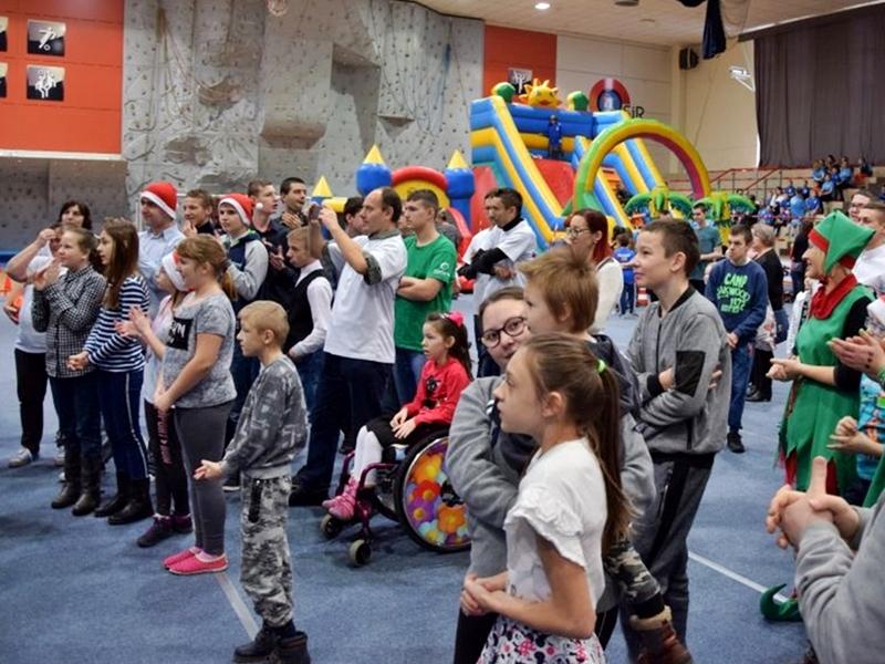 XXVII Spartakiada Dzieci i Młodzieży Specjalnej Troski