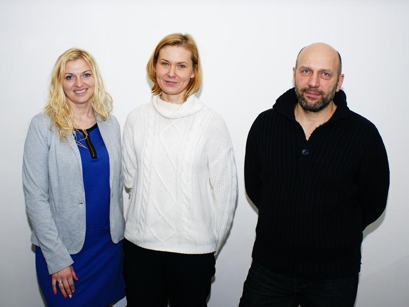 R. Cimochowska, M. Szumska i D. Jurczak