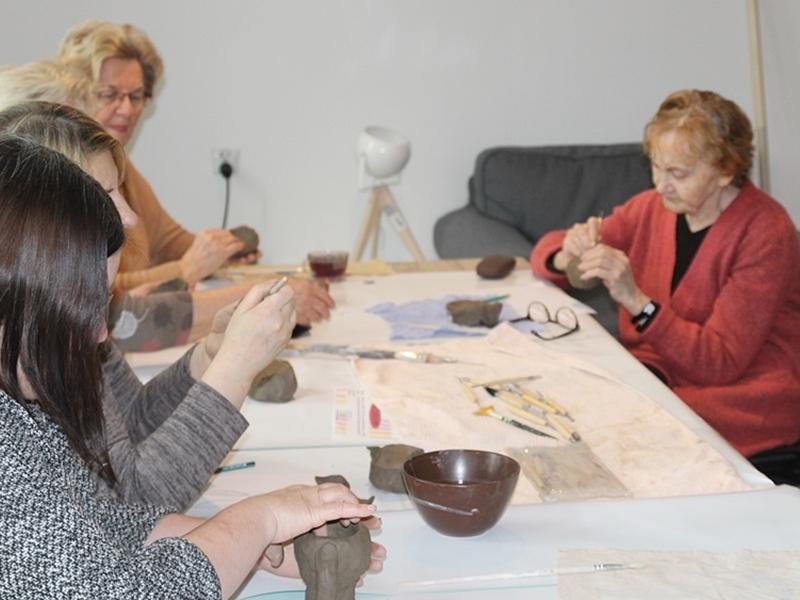 Sztuka leczy i integruje seniorów