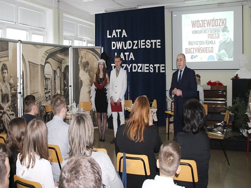Młodzieżowe interpretacje twórczości Baczyńskiego