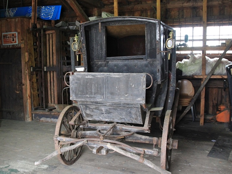 Z XIX wieku trafiła do muzeum w Ełku
