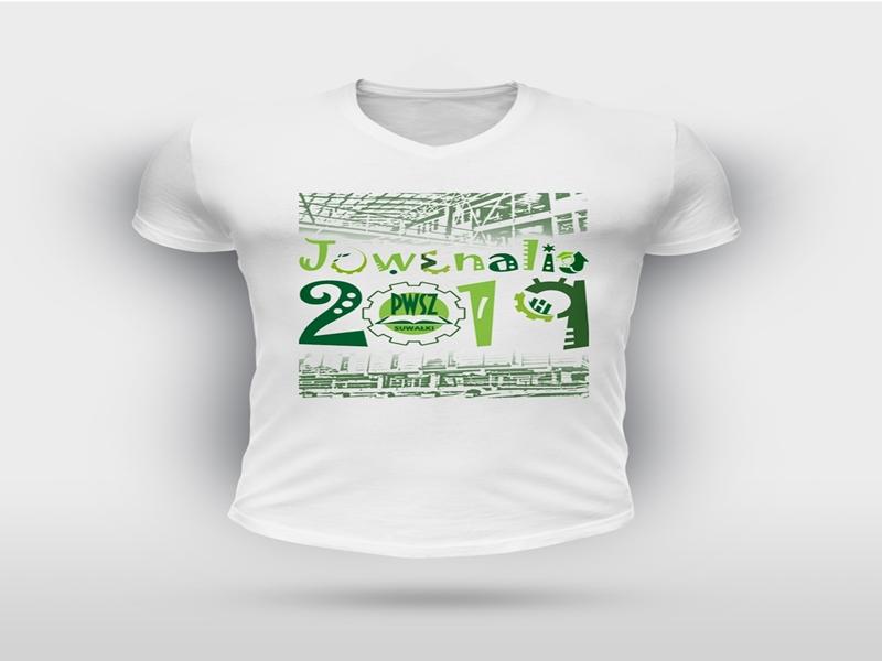 Juwenaliowa koszulka już wybrana