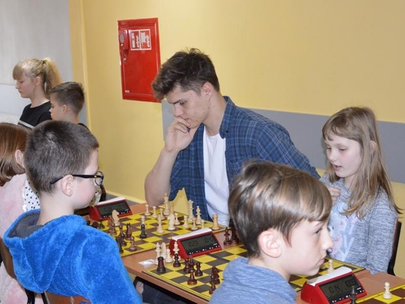 Promocja szachowego pionka