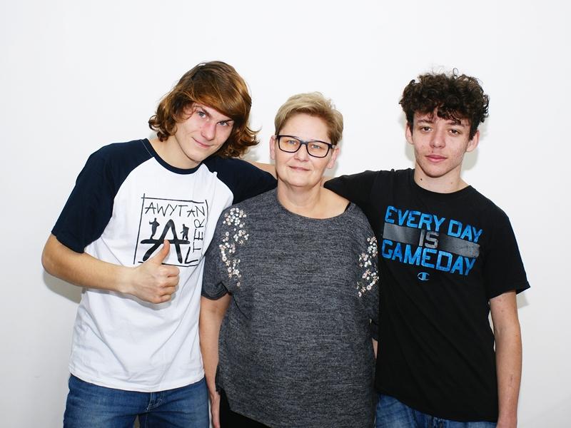 Sebastian Całus, Alicja Mirkowicz i Oscar Pericacho