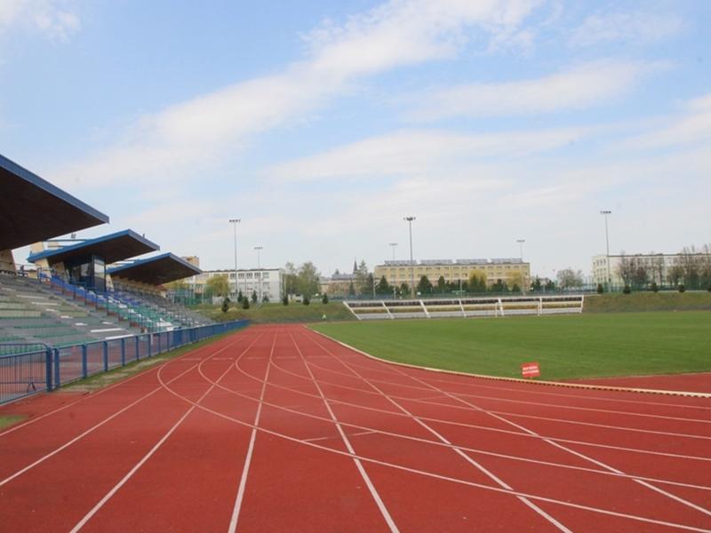 To już jest stadion imienia Stefana Marcinkiewicza!