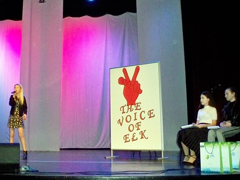 """The Voice of Ełk"""
