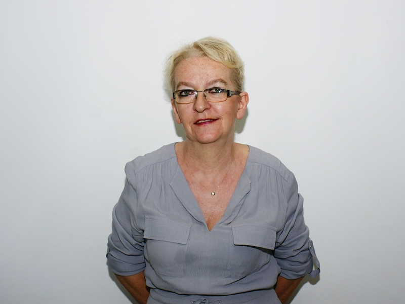 Małgorzata Michałowska - dyrektor ZPSM w Ełku