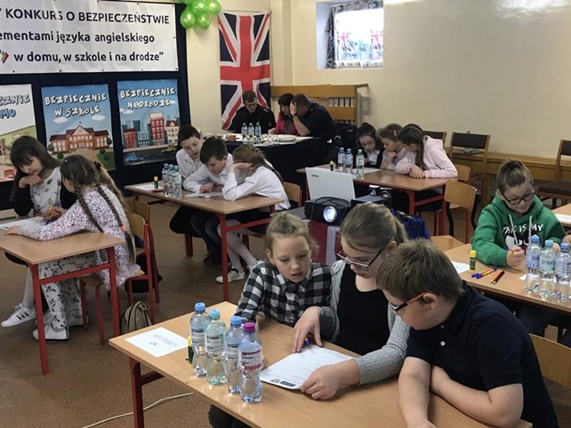 Szkoła w Woszczelach zwycięska w konkursie o bezpieczeństwie