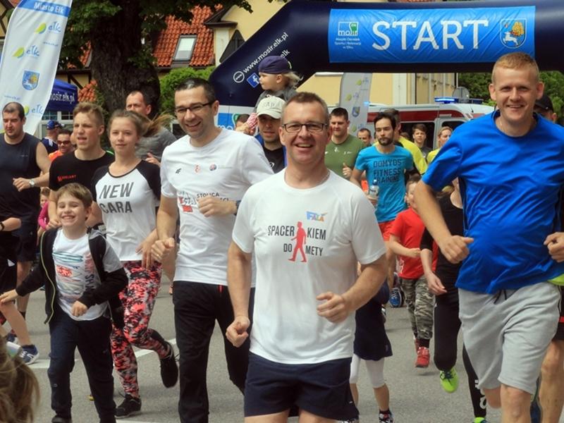 Biegać każdy może – Polska Biega