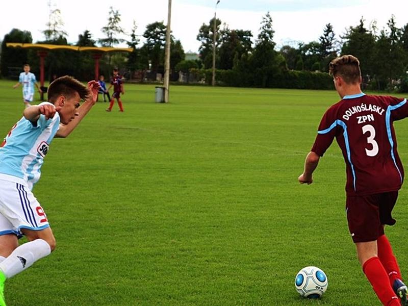 Talenty piłkarskie poszukiwane