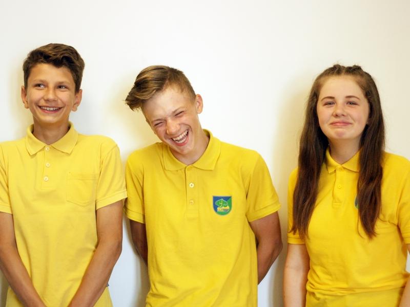 Uczniowie Szkoły Podstawowej nr 4 w Ełku