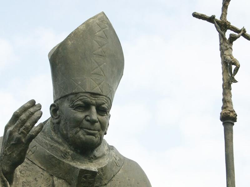 20. rocznica wizyty Jana Pawła II będzie na rowerze