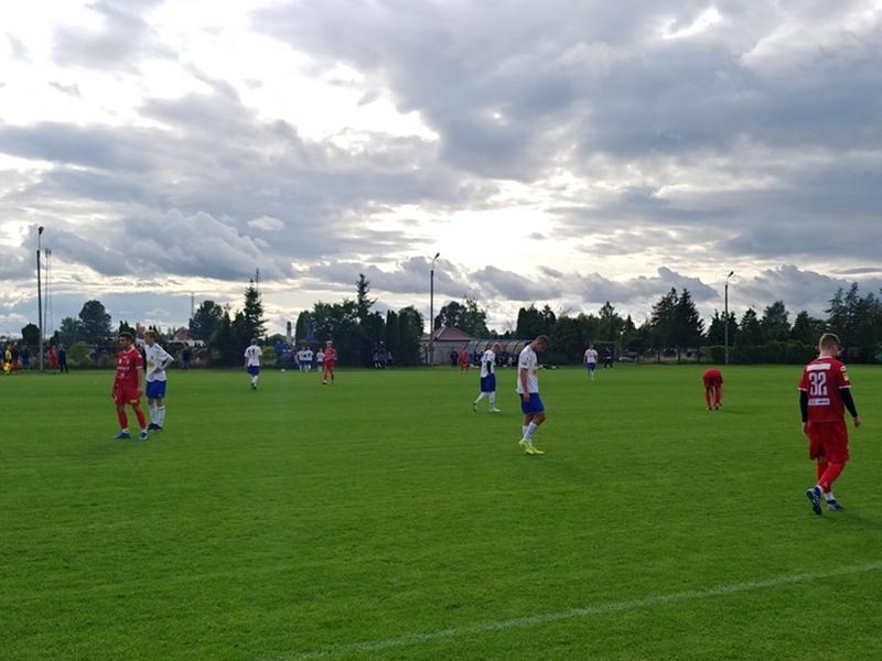 Wigry Suwałki – Olimpia Zambrów 0:2
