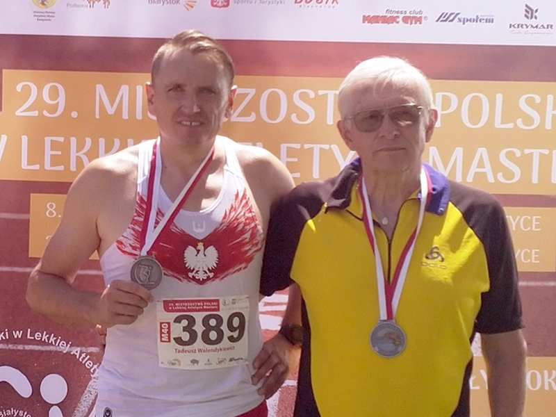 Mistrzostwa Polski w Lekkiej Atletyce Masters