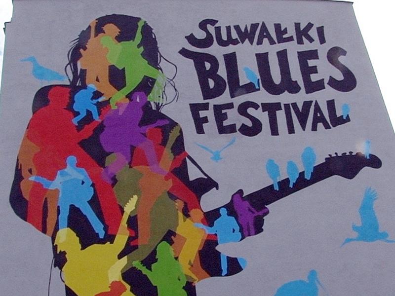 Zobacz bluesowy mural i nową tablicę SBF