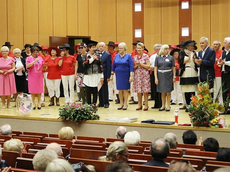 Seniorzy świętowali swój jubileusz