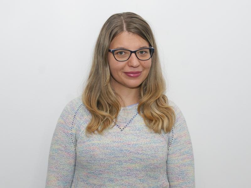 Aleksandra Popek z Ełckiego Centrum Kultury