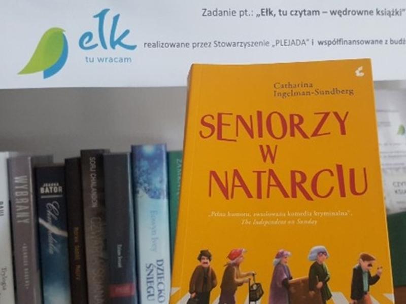 Bezpłatne biblioteki dla seniorów