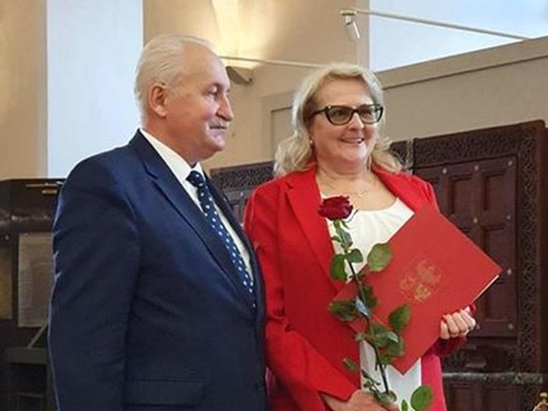 Ełczanka z Nagrodą Marszałka