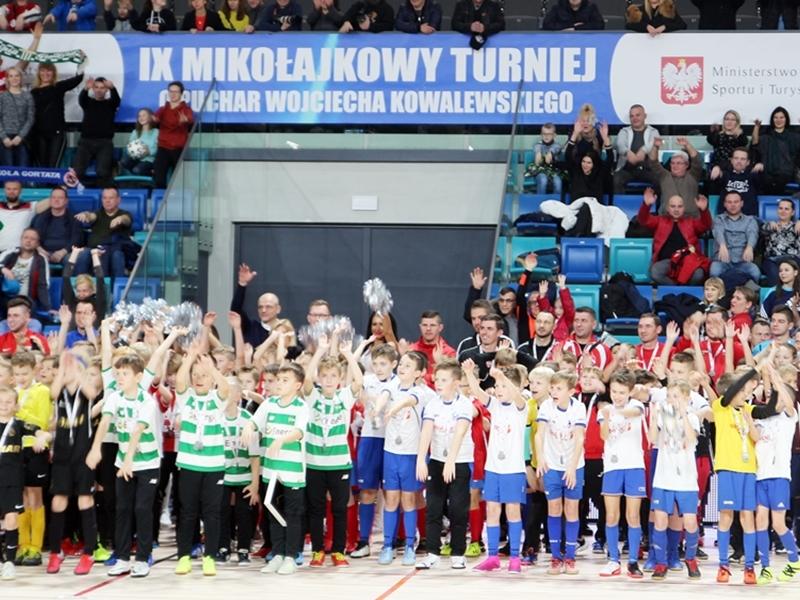 IX Mikołajkowy Turniej o Puchar Wojciecha Kowalewskiego
