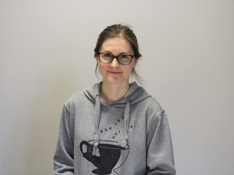 Marta Kosakowska z Ełckiego Centrum Kultury