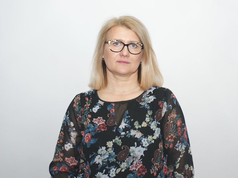 Małgorzata Pikus - naczelnik wydziału edukacji
