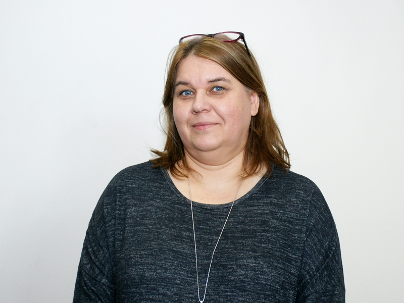 Barbara Fiedoruk, dyrektor ZS2 w Ełku