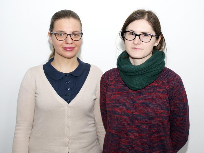 A. Popek i M. Kosakowska z ECK