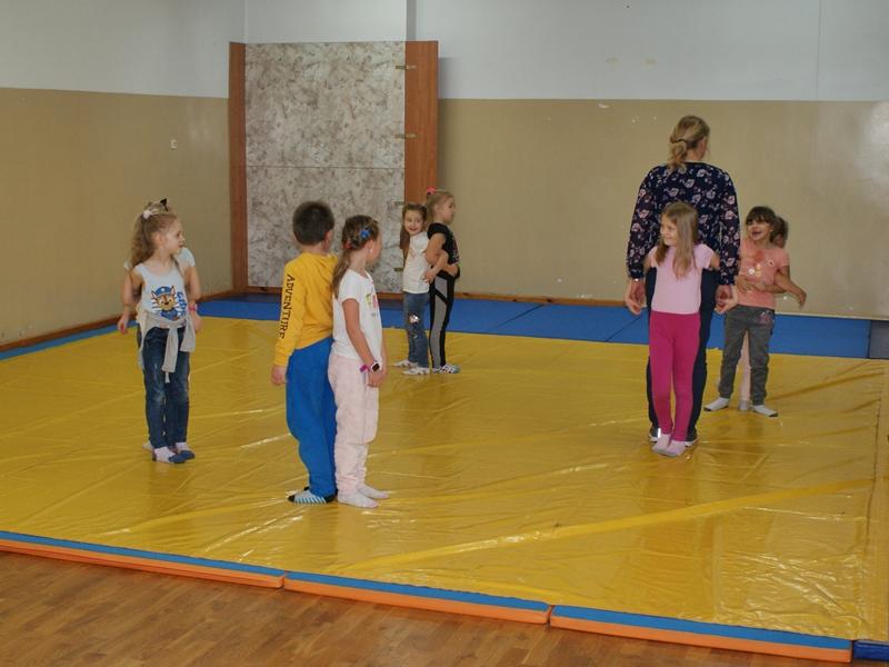 Sport wszystkim dzieciom służy