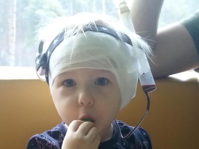 Pola już po operacji