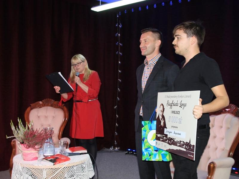 Rusza konkurs literacki Siegfrieda Lenza