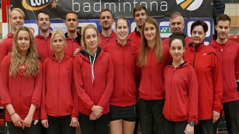 Suwalscy badmintoniści znów ze złotem