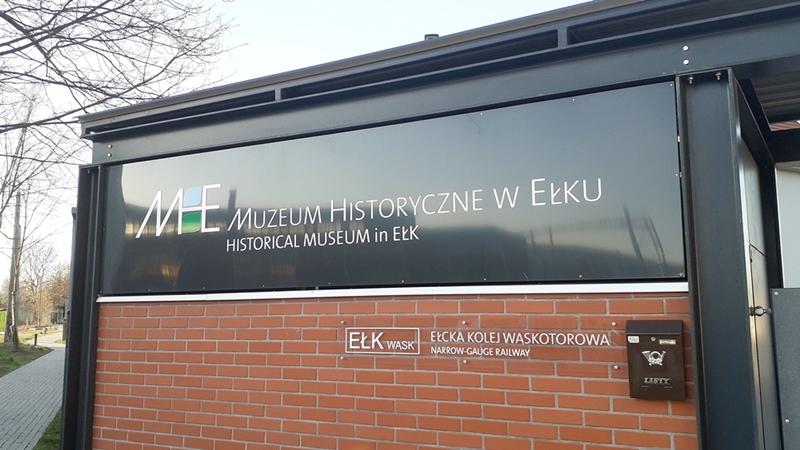 Muzeum w Ełku już otwarte!