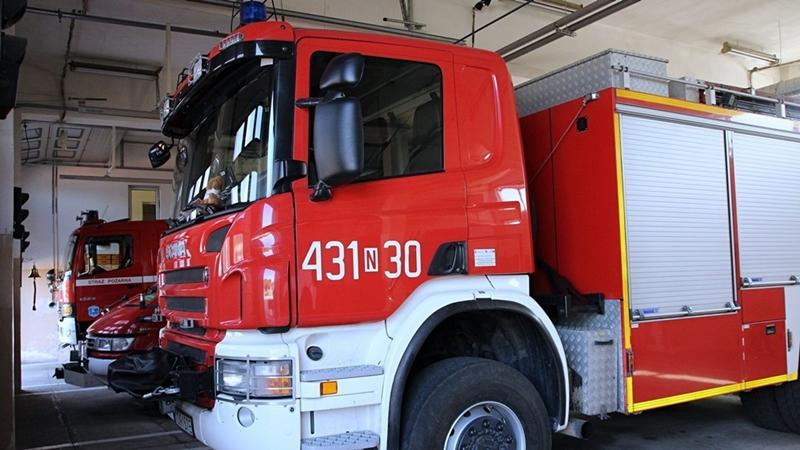 Strażacy OSP z Warmii i Mazur ze wsparciem finansowym