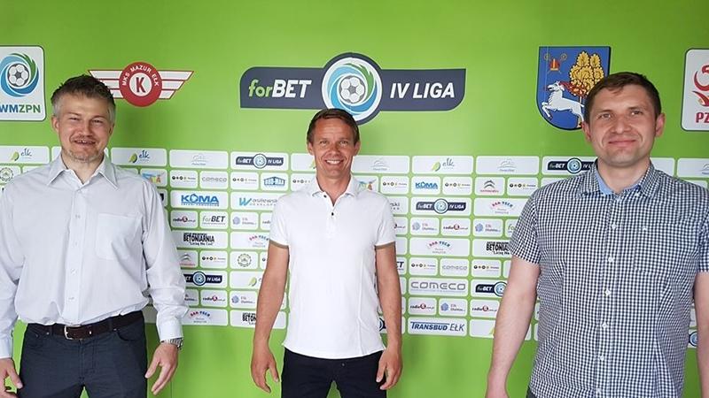 Paweł Sobolewski poprowadzi Mazura