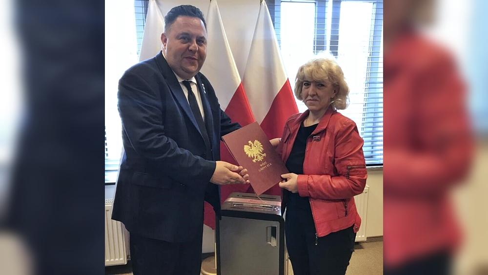 Nowa dyrektor szkoły w Nowej Wsi Ełckiej