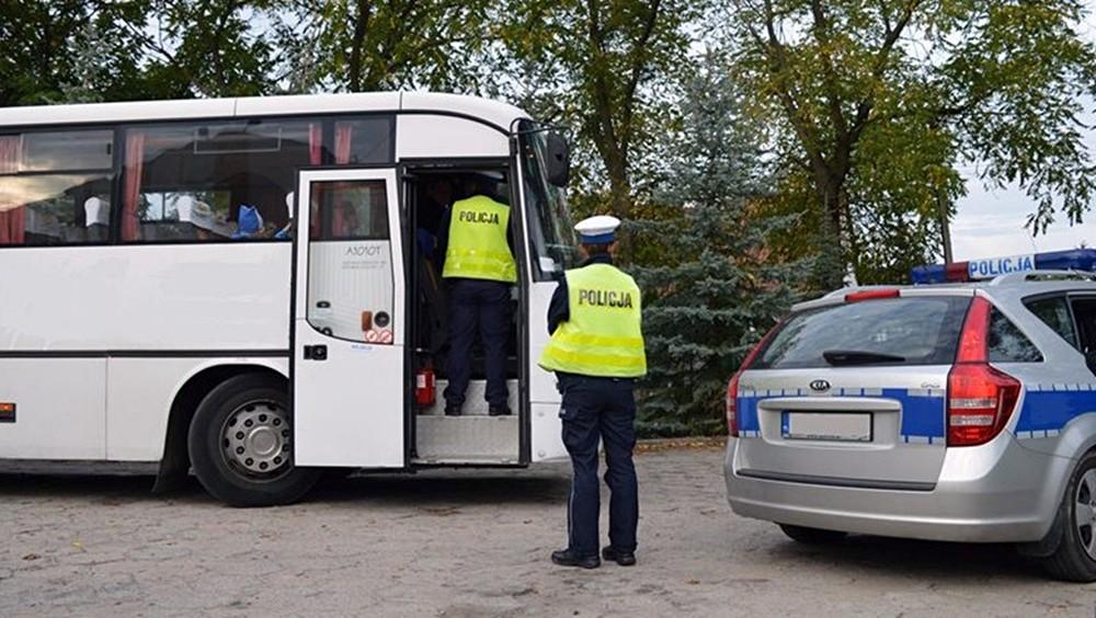 Przed wyjazdem możemy sprawdzić autobus i kierowcę