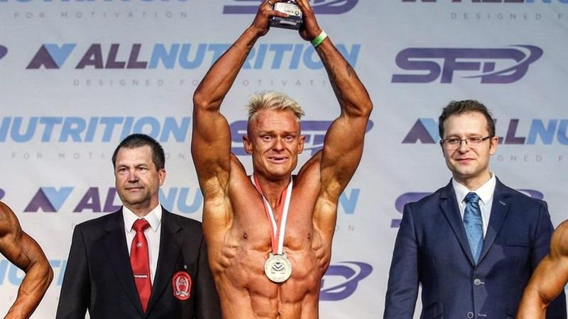 Daniel Myszkowski ponownie mistrzem Polski