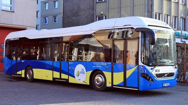 Podnosi się komfort jazdy komunikacją miejską w Ełku. Będą nowe hybrydy