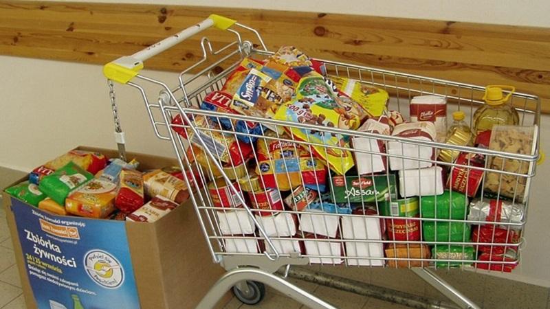 W piątek zbiórka żywności w Ełku i Piszu