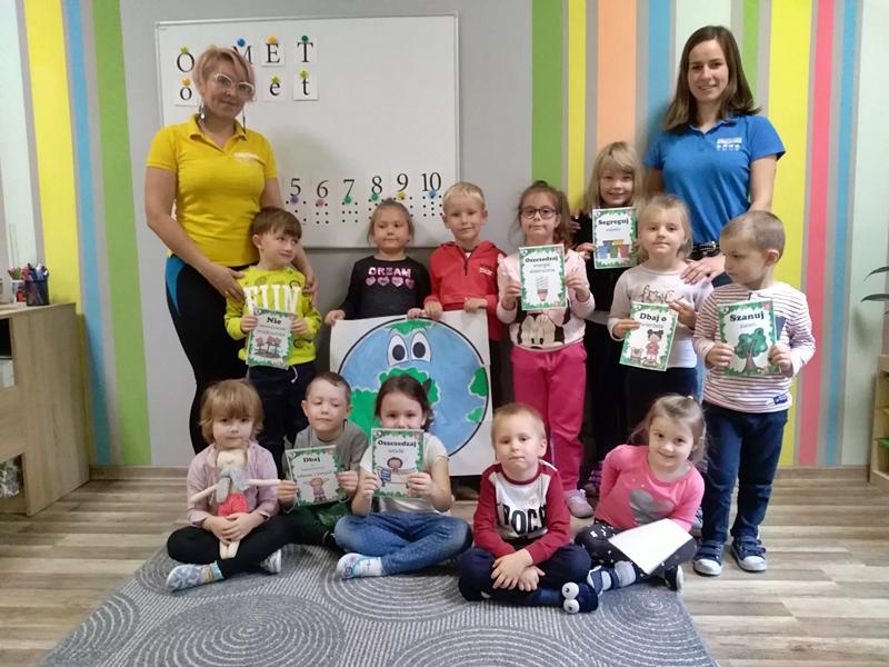 """Przedszkole """"Plastuś"""" w Ełku"""