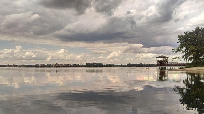 Spinningiści rywalizować będą na Jeziorze Ełckim