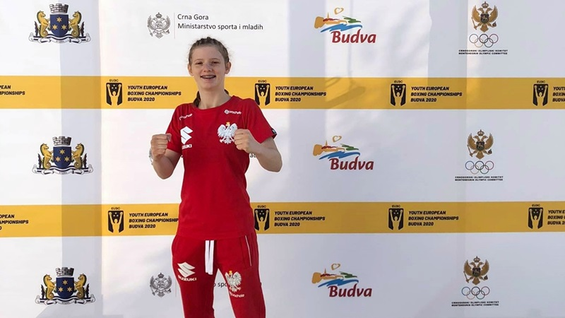 Natalia Kuczewska wraca z Czarnogóry z brązem