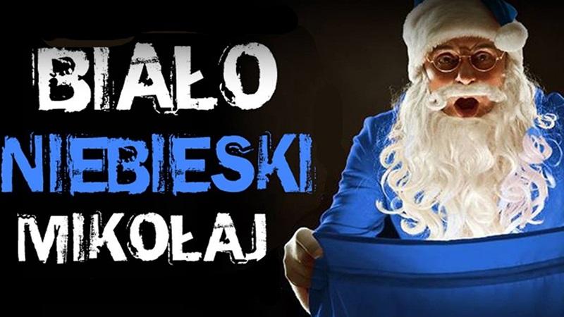Ósma edycja Biało-Niebieskiego Mikołaja