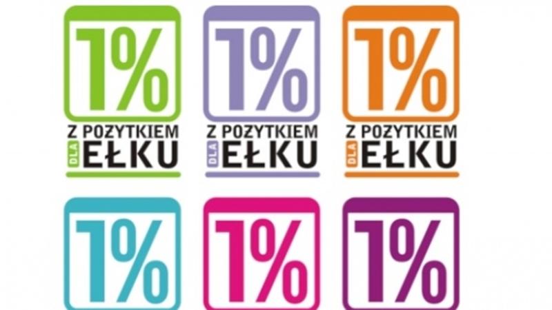 """Ruszyła kampania """"1% z Pożytkiem dla Ełku"""""""
