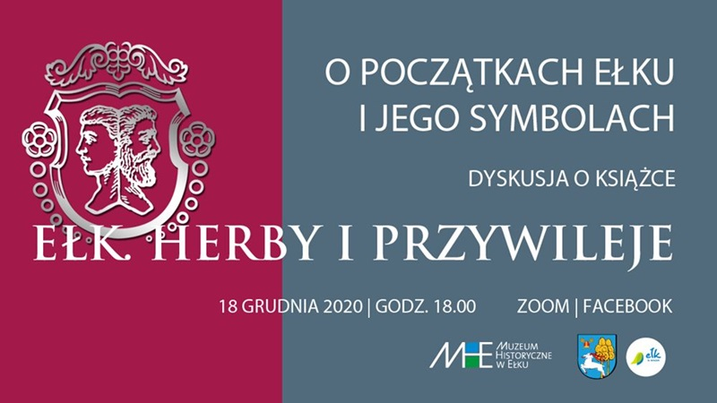 """Rusza """"Bibliotheca Lyccensis"""" na początek herby i przywileje Ełku"""
