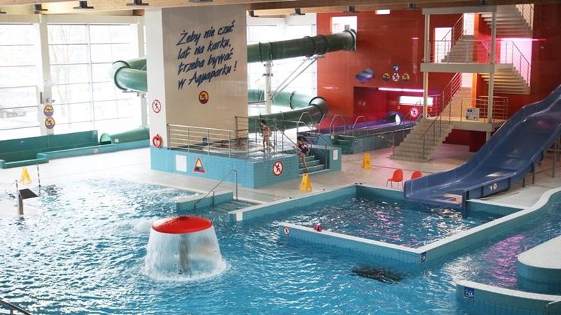 Aquapark obchodzi dziesięciolecie